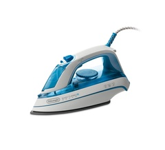Delonghi FXK22T Steam Iron - 2200W Blue