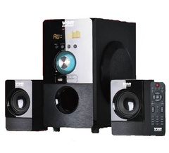 Von HA8030BT/VES0802ES Subwoofer black 80W HA8030BT