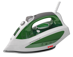 Von VSIS22PCG Premium Steam Iron, 2200W Green