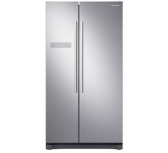(Samsung 50th Anniversary Limited Offer!) SAMSUNG REF SBS  RS54N3A13S8 540L. Silver 540 Litres
