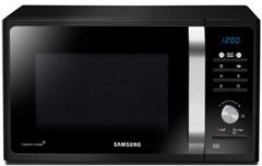 (Samsung 50th Anniversary Limited Offer!) SAMSUNG MWO SOLO  MS23F301TAK/EU 23L BLACK Black 23  Litres 800W