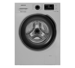 (Samsung 50th Anniversary Limited Offer!) SAMSUNG W/MACHINE WW80J5260GS/NQ F/L 8KG Silver 8Kg