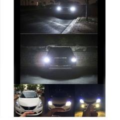 50X Car Marker Lamps T11 Ba9s T4w 9SMD 5050 LED Auto License Plate Light Door Light bulb DC12V white