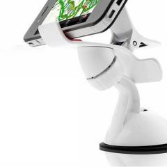 Universal Full 360Degree Rotation Car Holder Bracket Suction Cup Kit Holder For Phone/GPS
