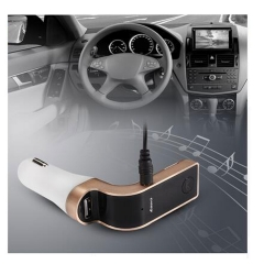 Car FM Bluetooth Transmitter Car MP3 SD Charger Radio USB Port Players LED Display
