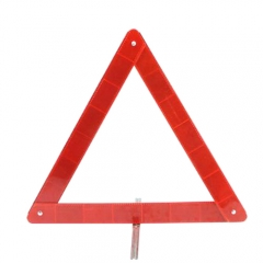 Folded Reflective Signs Auto Car Warning Triangles Parking Triangle Sign Warning Board Warning Sign