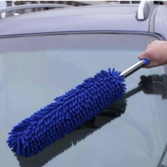 Multi-functional Ultra-fiber Car Duster Cleaning Dirt Dust Clean Brush Dusting Tool Mop Brush