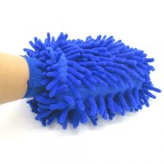 2X Car Cleaning Ultrafine Fiber Chenille Anthozoan Washer Car Wash Gloves Fiber Washer Brush