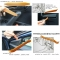 Universal Auto Car Tools For Auto Repair Dash 2 Removal Installer Pry Tool