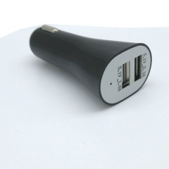 Universal 3.1A Dual Usb Car Charger  For cellphone MP3 MP4