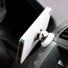 Car Holder 360 Degree Magnetic Multi-functional Rotary Mobile Phone Holder Magic Stand Mount