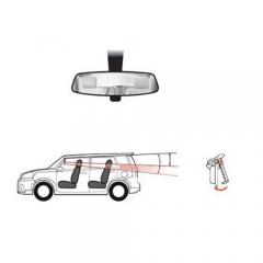 High Quality Auto Mirrior Car Parking/Baby Mirror Monitor Car Rearview Mirror 60*240mm