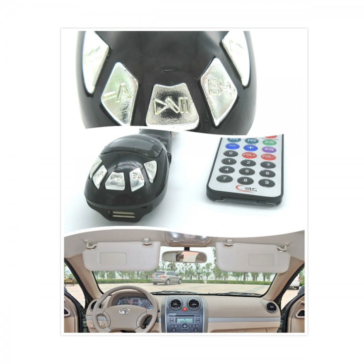 Car Charger FM transmitter car MP3 player LCD display/Car Audio MP3 Player FM modulator