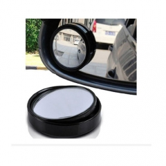 Car Styling Adjustable Black Car Mirror 360 Degree Auto Motorcycle Blind Spot Rear View Mirror
