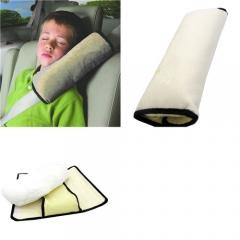 Car Protection Soft Shoulder Pillow Headrest Car Safety Seat Belt Padding for Children Kid Baby