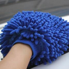 Car Washer Super Mitt Microfiber Cleaning Cloth Washable Car Washing Cleaning Gloves Tool