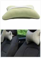 Universal Auto Neck Warm Car Pillows Bone Car Seat Pillow Car Care Cervical Pillow Warm Car Headrest