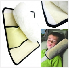 Car Auto Safety Seat Belt Harness Shoulder Pad Cover Children Protection Cover Cushion