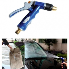Car Washing Water Gun Adjustable High Pressure Washer Gun Copper Car Gun Washer Home Garden