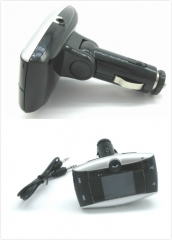 LED Display Car MP3 Radio Bluetooth Handsfree FM Transmitter Modulator Kit WIth USB Port