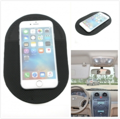 Non-toxic Mat GPS Phone Holder Anti-Slip Car Dashboard Sticky Pad Auto Interior Styling