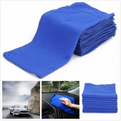 5X Car Bicycle Wipe Wash Cloth 30*60 Soft Water Absorbent Fiber Home Kitchen Cleaning Towel 30*60