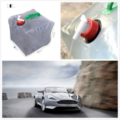 10L Ultra-light Folding Car Portable Collapsible Water Storage Bag