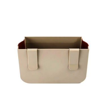 Car-styling 1Pc Car retractable storage box car folding trash can For Renault Duster