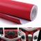 63x 100 3D Carbon Fiber Vinyl Car DIY Wrap Sheet Roll Film Sticker Decal