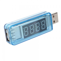 USB Voltage Current Meter Tester Charger Doctor For Mobile Phone Power Bank