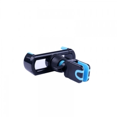 ABS Plastic Silicon Universal Air Outlet Phone Holder Support Most Brand Phones