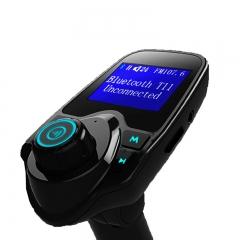 12V - 24V BlueCore V3.0 Car Cigarette Lighter Bluetooth MP3 FM Player