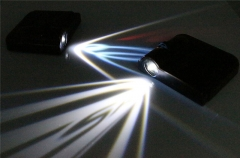 2X Wireless Bright LED Car Logo Laser Projector