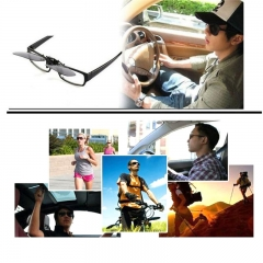 Driver Special Glasses Clip for Most Brand Sunglasses