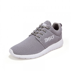 360 men sneakers gray 39
