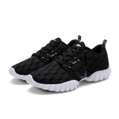 Women Mesh Running Shoes Breathable Ladies Sneakers  Sport Shoes for Women Lightweight Sneakers black 40