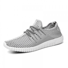 Men Sport Running Shoes gray 39