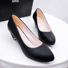 New fashion Women wedge shoes Pumps Party Shoes Woman elegant party woman office shoes black 35