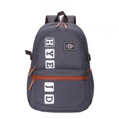 Backpack Sport Men Travel Backpack Women Backpack Outdoor Leisure School Backpacks Bags grey one size