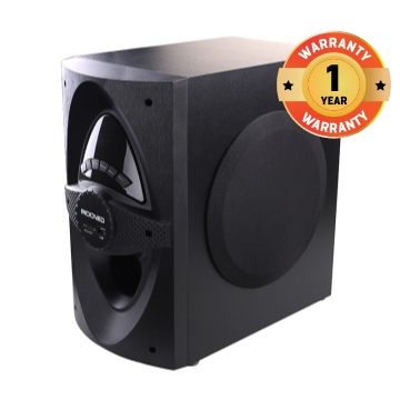 MOOVED MV-N3 - 3.1 Multimedia Speaker System - Blue blue 30W+10W*3 MV-N3