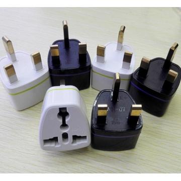 UK KE Standard 3-foot Plug Power Adapter Converter Plug 1pc Random Color