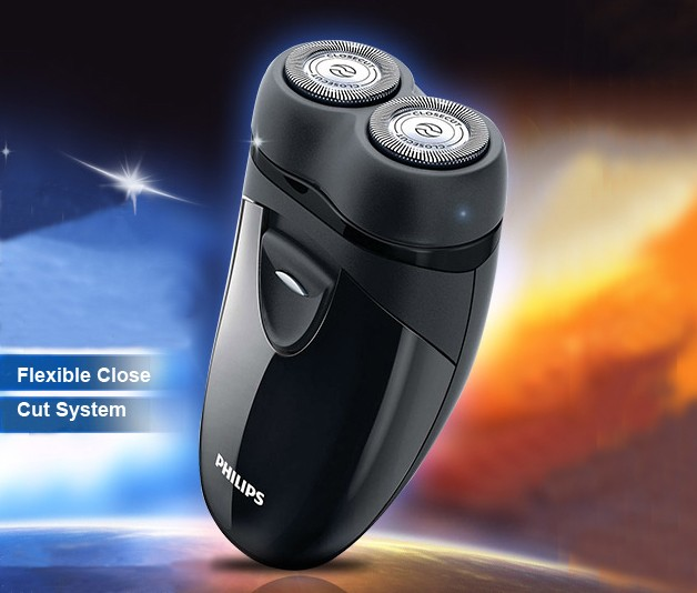 PHILIPS PQ203 Closecut Electric Shaver Rotary Head Shaver one color