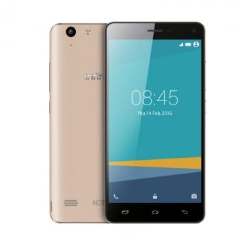 "INFINIX HOT 3 X554, 5.5"" Screen, 16GB ROM, 1GB RAM, 8MP Camera, Smart Mobile phones Gold"