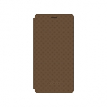 Infinix HOT4 & HOT4 Lite cover Gold Normal