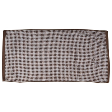 High Quality Bamboo Fiber Quick-Dry Antibacterial Hand Towel 33cm*72cm brown 33CM*72CM