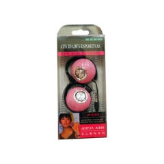 Sony MDR-Q89 Headphones Earphones For MP3 MP4 iPod Pink