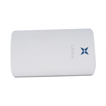 White Upai portable power bank 11000mAh white 11000mah
