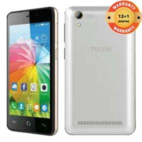 TECNO TECNO Y2 - 8GB - 512MB RAM - 2MP Camera - Dual SIM grey