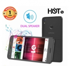 INFINIX HOT 5 X559C, Black black