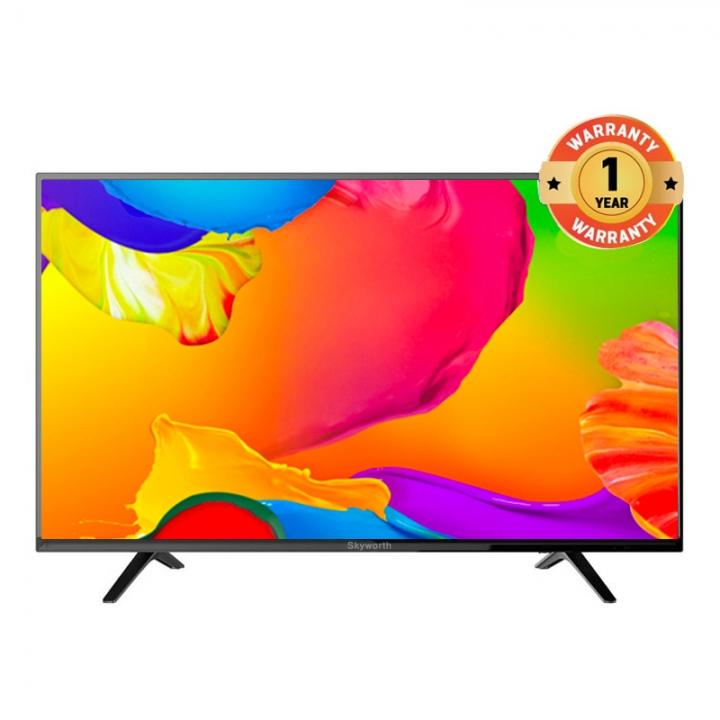 Skyworth  Digital LED TV 24 Inch 24E3A12G Black 24
